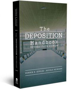 The Deposition Handbook