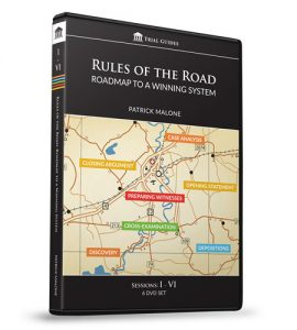 Rules of the Road: Roadmap Sessions I-VI