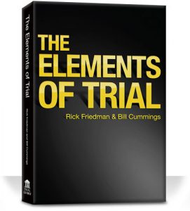 The Elements of Trial