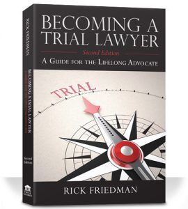 Becoming a Trial Lawyer