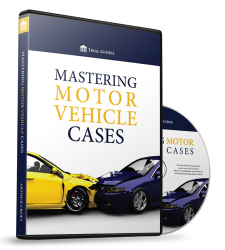 Mastering Motor Vehicle Cases