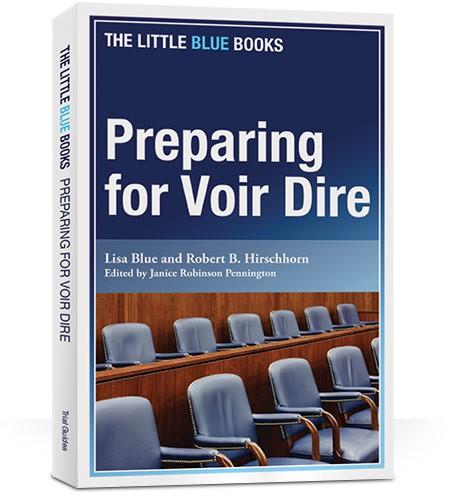 Preparing for Voir Dire