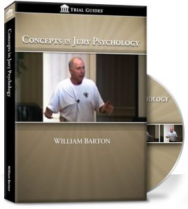 Concepts in Jury Psychology