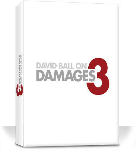 David Ball on Damages 3