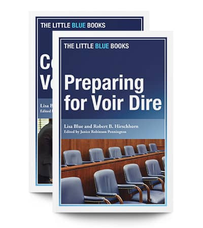 Little Blue Book Package