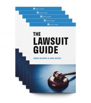 The Lawsuit Guide Multi-Packs: Buy More & Save More!